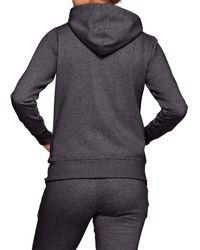Asics Sport Knit Hood - Grey