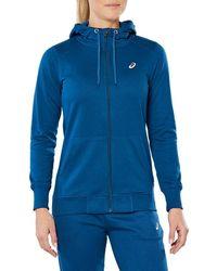 Asics Sport Knit Hood - Blue