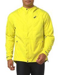 Asics Accelerate Jacket - Giallo