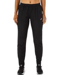 Asics Sport Woven Pant - Black
