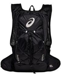 Asics Lightweight Running Backpack - Schwarz