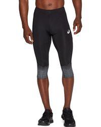 Asics Sport Race Knee Tight - Negro