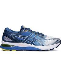 """Asics Sneakers """"gel-nimbus 21"""" - Azul"""