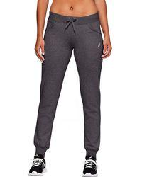 Asics Sport Knit Pant - Grey