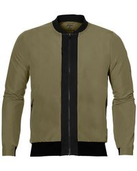 Asics Fuzex Bomber Jacket - Groen