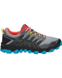 Asics Chaussures De Trail Running Gel - Fujitrabuco 7 Pour - Gris