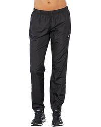 Asics Sport Woven Pant - Zwart