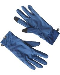 Asics Basic Performance Glove - Blauw