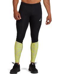 Asics Sport Rflc Tight - Black