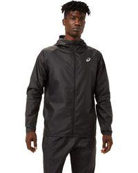 Asics Packable Jacket - Black