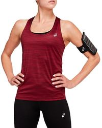 Asics Sport Arm Band - Red