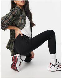 TOPSHOP Basic legging - Black
