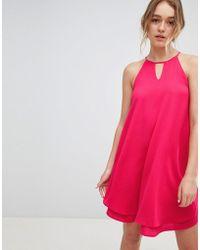 ONLY - Keyhole Summer Dress - Lyst