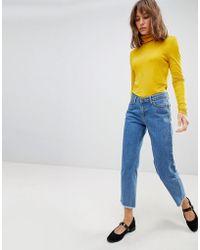 Just Female - Rock Boyfriend Jeans - Lyst