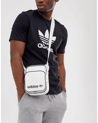adidas Originals Белая Сумка Для Полетов -белый - Многоцветный