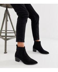 b8b4c8c9495 Western Boot - Black