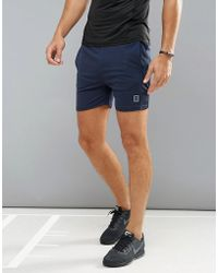 Blend - Active Shorts Blue - Lyst
