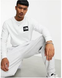 The North Face Boruda Long Sleeve T-shirt - White