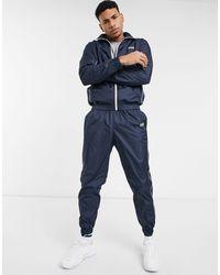 Jack & Jones - Темно-синий Спортивный Костюм С Курткой На Молнии Intelligence - Lyst