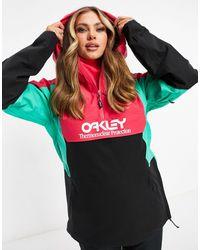 Oakley Tnp Insulated Anorak Ski Jacket - Multicolour