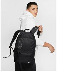 Nike Черный Рюкзак Air Heritage - Многоцветный