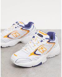 New Balance 452 Trainers - White