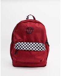 Vans Красный Рюкзак Sporty Realm Plus