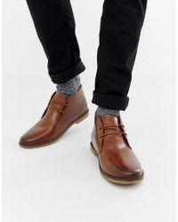 KG by Kurt Geiger Kg By Kurt Geiger Porter Desert Boots - Brown