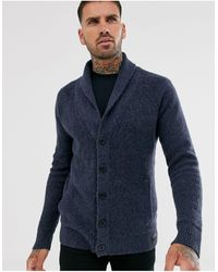 Hollister Cardigan - Blu