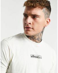 Ellesse Bamboo T-shirt - White
