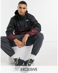 The North Face Wind Anorak Jacket - Multicolor