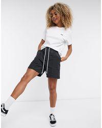 Vans T-shirt coupe carrée - Blanc
