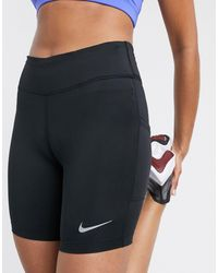 Nike legging Shorts - Black