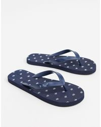 Original Penguin Flip Flop - Blue