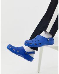Crocs™ Синяя Классическая Обувь - Синий