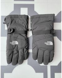 The North Face Guantes negros Montana Futurelight Etip