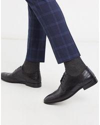 TOPMAN Chaussures richelieu - Noir