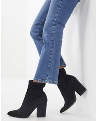 Call It Spring By Aldo Liivi Heeled Boots - Black