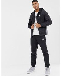 Nike Geweven Trainingspak - Zwart