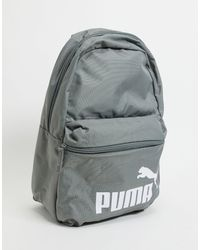 PUMA Серый Рюкзак С Логотипом Phase