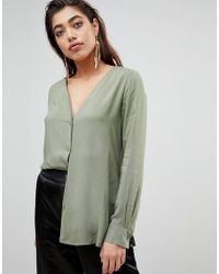 Ivyrevel - Blouse With Button Front - Lyst