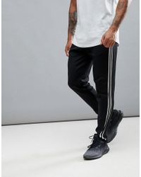 adidas - Athletics Knitted Sweatpants In Black Cg2129 - Lyst