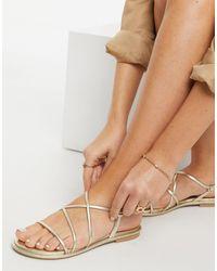 ALDO - Strappy Sandals - Lyst