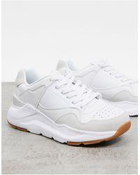 Skechers Rovina - Sneakers - Wit