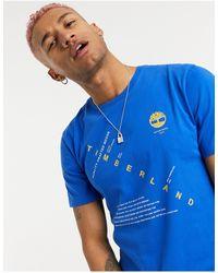 Timberland - Story - T-shirt - Lyst