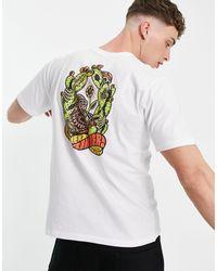 Element Pick Your Poison T-shirt - White