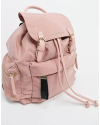 Valentino By Mario Valentino Registan Backpack - Pink