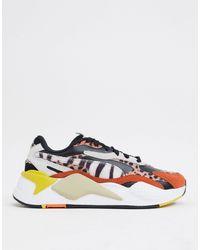 PUMA Rs-x3 Trainers - Multicolour