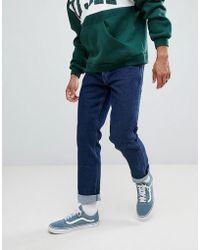 Levi's - Levi's Line 8 Slim Stretch Jeans Charmaeleon - Lyst