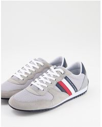 Tommy Hilfiger - Essential Mesh Runner Trainers - Lyst